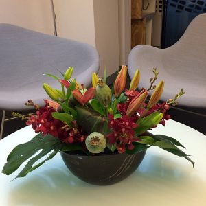 Melbourne corporate flowers